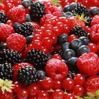 Jagodasto voće