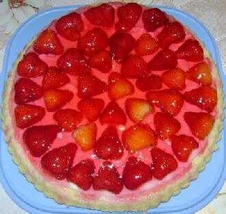 kolac od jagoda